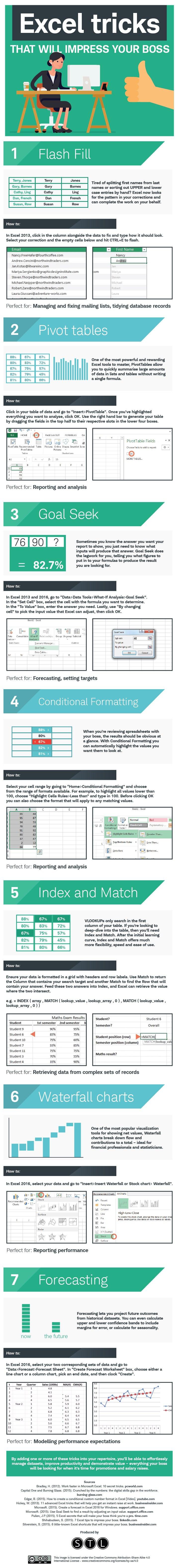 Excel weetjes